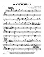 Man In The Mirror - Trombone 3 Sheet Music