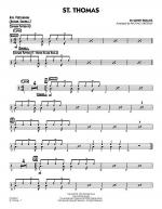 St. Thomas - Aux Percussion Sheet Music
