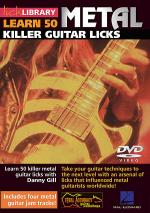 50 Metal Killer Licks Sheet Music