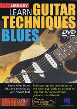 Learn Guitar Techniques: Blues Sheet Music