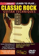 Learn to Play Classic Rock Sheet Music