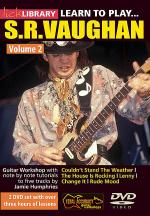 Learn to Play Stevie Ray Vaughan Guitar Technique Sheet Music