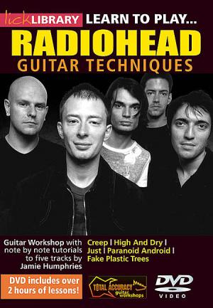 Uke An Play Radiohead Sheet Music