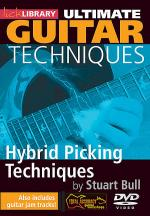 Hybrid Picking Techniques Sheet Music