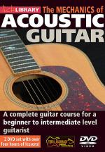 The Mechanics of Acoustic Guitar Sheet Music