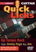 Minor Blues - Quick Licks Sheet Music
