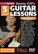 Danny Gill's 5-Minute Guitar Lessons Sheet Music