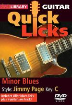 Up Tempo Rock - Quick Licks Sheet Music