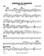 Portrait Of Winnette - Drums Sheet Music