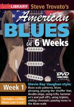 Steve Trovato's American Blues in 6 Weeks Sheet Music