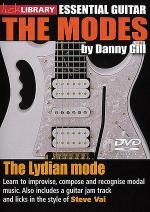 The Lydian Mode (Steve Vai) Sheet Music