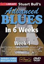 Stuart Bull's Advanced Blues in 6 Weeks Sheet Music