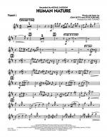 Human Nature - Trumpet 1 Sheet Music