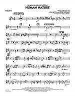 Human Nature - Trumpet 4 Sheet Music