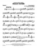 Human Nature - Trombone 2 Sheet Music