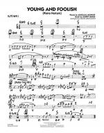 Young And Foolish - Alto Sax 1 Sheet Music