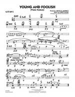 Young And Foolish - Alto Sax 2 Sheet Music