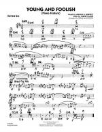 Young And Foolish - Baritone Sax Sheet Music
