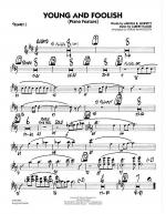 Young And Foolish - Trumpet 1 Sheet Music
