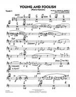 Young And Foolish - Trumpet 3 Sheet Music