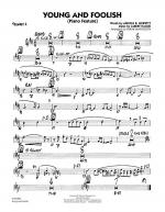 Young And Foolish - Trumpet 4 Sheet Music