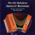 The D/G Melodeon - Absolute Beginners CD Sheet Music