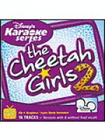 Disney's Karaoke Series - The Cheetah Girls 2 (Karaoke CDG) Sheet Music