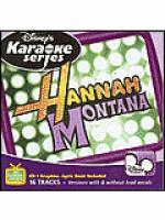 Disney's Karaoke Series - Hannah Montana (Karaoke CDG) Sheet Music