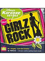 Disney's Karaoke Series - Girlz Rock (Karaoke CDG) Sheet Music