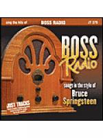 Boss Radio: Songs in the Style of Bruce Springsteen (Karaoke CDG) Sheet Music