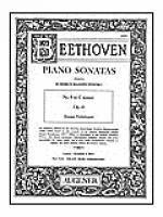 Sonata in C minor, Op. 13 ('Pathetique') Sheet Music