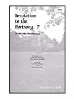 Invitation to the Partsong Book 7 Sheet Music