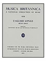 English Songs 1800-1860 Sheet Music