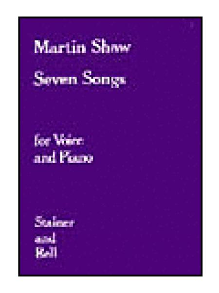 Seven Songs Sheet Music