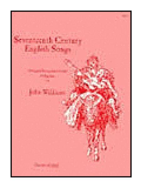 Twelve Seventeenth-Century English Songs Sheet Music