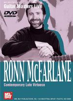 Ronn McFarlane - Contemporary Lute Virtuoso DVD Sheet Music
