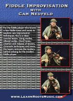Fiddle Improvisation with Cam Neufeld DVD Sheet Music