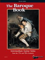 Baroque Book - Intermediate Guitar Solos (17th-18th Century) Sheet Music