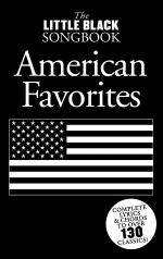Little Black Songbook of American Favorites Sheet Music