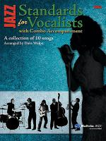 Jazz Standards for Vocalist Sheet Music
