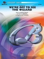 We're Off to See the Wizard, Variations on Sheet Music