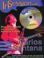 In Session with Carlos Santana Sheet Music