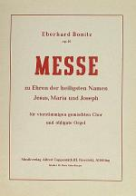 Messe Sheet Music