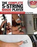 The Complete 5-String Banjo Player Sheet Music