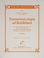 Transeamus usque ad Bethlehem Sheet Music
