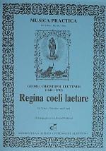 Regina coeli laetare Sheet Music