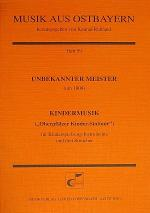 Kindermusik Sheet Music