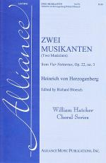 Zwei Musikanten Sheet Music