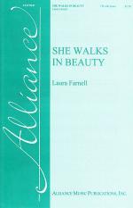 She Walks in Beauty Sheet Music