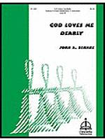 God Loves Me Dearly Sheet Music